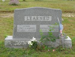 Bertha E. <I>Hammond</I> Learned