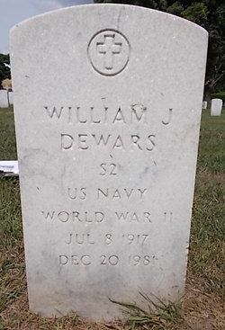 William J Dewars