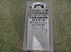Enous R. Brown