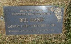 Bee Hand