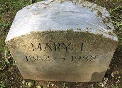 Mary <I>Ormsby</I> Bigsby
