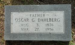 Oscar Gustaf Dahlberg, Jr
