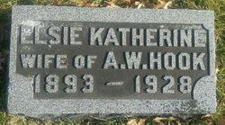 Elsie Katherine <I>Leinweber</I> Hook