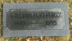 William Hubert Effertz