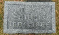 Lola P. <I>Hertzog</I> Chiddix