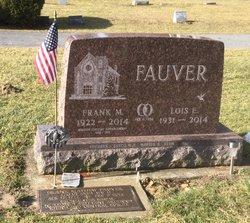 Frank M. Fauver