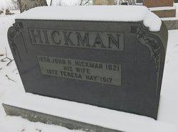 Theresa <I>Hay</I> Hickman