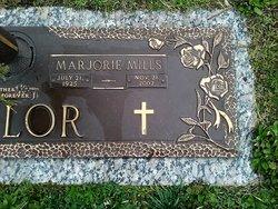 Marjorie <I>Mills</I> Taylor