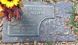Mylan Eunice Grooms Austin (1937-2001) - Find A Grave Memorial