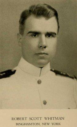"""LtJg Robert Scott """"Scottie"""" Whitman, Jr"""