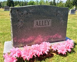 """Abigail A """"Abbie"""" <I>Dunning</I> Alley"""