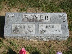 Jennie <I>Shaw</I> Boyer