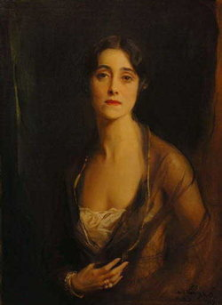 Mary Astor <I>Paul</I> Allez