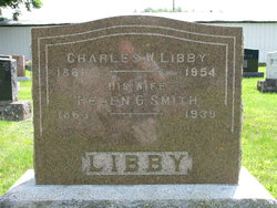 Charles W Libby