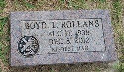 Boyd L. Rollans