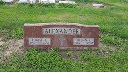 Glenn R Alexander