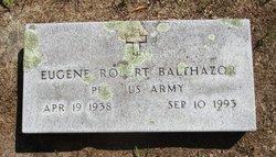 PFC Eugene Robert Balthazor