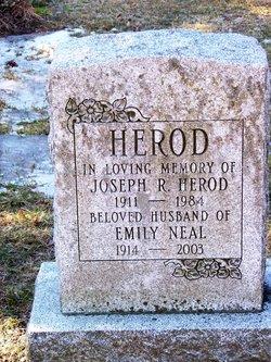 Joseph Robert Herod