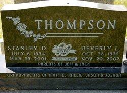 Beverly Louise <I>Sexton</I> Thompson
