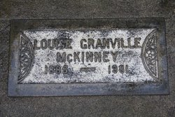 Louise <I>Wellenbrock</I> McKinney