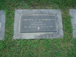 Chester Scarbrough