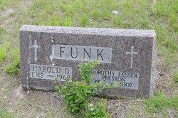 Harold Donegan Funk