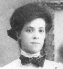 Mrs Lettie Pearl <I>Davis</I> Sanders