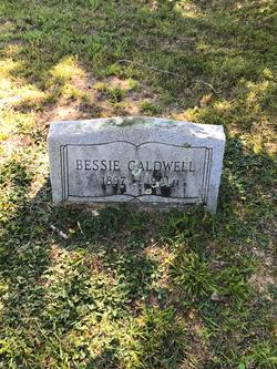 Bessie D. <I>Raye</I> Caldwell