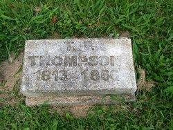Telephus Pepper Thompson
