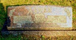 Lucy Alma <I>Blanton</I> Asher