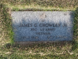 James G Crowley, Jr