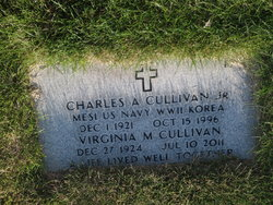Charles A Cullivan, Jr