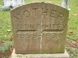 Bertha Elizabeth Whitten