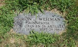 Simon John Weseman