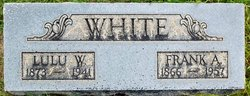 Lulu May <I>Webber</I> White
