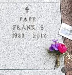 Frank S. Papp