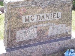 Mary Muriel <I>Gibbs</I> McDaniel