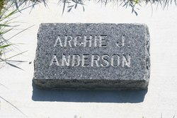 Archie J Anderson