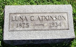 Luna L. <I>Cadle</I> Atkinson