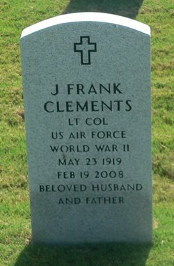 "Joel Franklin ""Frank"" Clements"