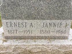 Jannie I. <I>Irvine</I> Andrews