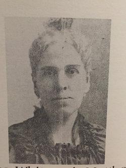 Martha Ann Renick <I>Whitcomb</I> Matthews