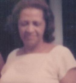 """Mildred Elizabeth """"Becky"""" <I>Pegram</I> Jennings"""