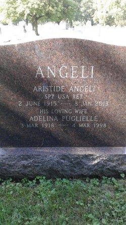 Adelina <I>Puglielle</I> Angeli