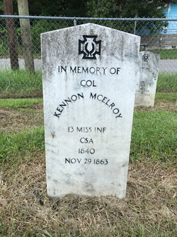 Col Kennon McElroy