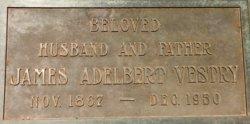 James Adelbert Vestry