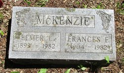 Elmer Leslie McKenzie