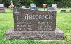Edward Sylvester Anderson