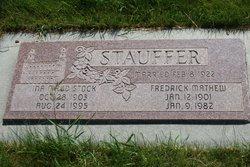 Ina Maud Stauffer