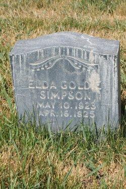Elda Goldie Simpson